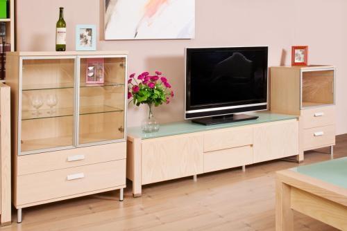 小户型电视柜定制