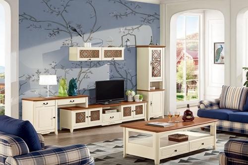 简易客厅电视柜