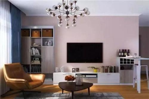 客厅电视柜高柜